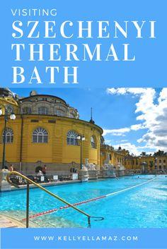Visiting Szechenyi Thermal Bath