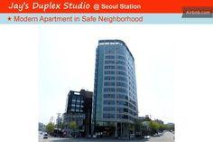 Jay's Duplex #1 @ Seoul Station in Seoul - (4) $98 per night
