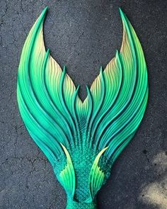 Finfolk ProductionsL Ariel inspired fin: #finfolk #finfolkproductions #mermaid #mermaidtail