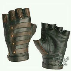 Gloves. Nice design.
