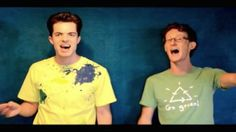 Dakaboom duo sings 50 TV theme songs in five minutes in viral video. Pretty cool!