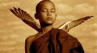 Photo by Gregory Colbert. I went to see this exhibit in Santa Monica. Snow Photography, Portrait Photography, Soul Collage, The Age Of Innocence, Sr1, Buddhist Monk, Beautiful Artwork, Photo Studio, Color Splash