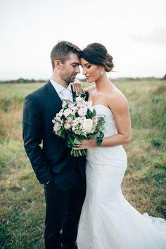 Danni + Anthony :: Osteria Casuarina Real Wedding, Tweed Coast Wedding Venue