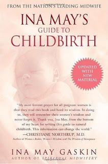 Sassy Peach, Book Blogger: Ina May's Guide to Childbirth