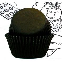 Shop online for Golda's Kitchen Baking Cups - Solid - Black - Standard at Golda's Kitchen; the leading Canadian on-line shopping site for quality bakeware, cookware, and cake decorating supplies. Line Shopping, Cake Decorating Supplies, Baking Cups, Solid Black, Cupcake, Tools, Mini, Kitchen, Instruments