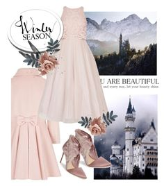 Some time ago... by virgiiiiiii on Polyvore featuring polyvore fashion style Astoria Imagine by Vince Camuto NERIDA FRAIMAN clothing