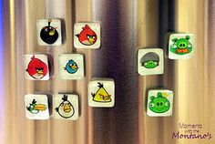 Angry Birds Space Birthday Party Ideas and DIY Crafts