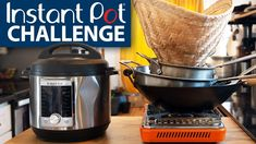 Replacing my entire kitchen with the Instant Pot (not sponsored) Instant Pot Pressure Cooker, Pressure Cooker Recipes, Pressure Cooking, Wine Recipes, Indian Food Recipes, Vegetarian Recipes, Cooking Games, Cooking Tools, Power Cooker Xl