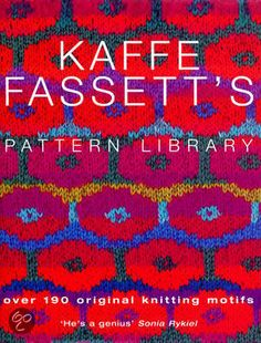 bol.com | Kaffe Fassett's Pattern Library, Kaffe Fassett | 9780091889173 | Boeken...