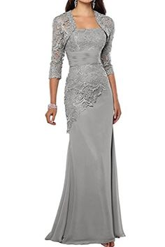 online shopping for VaniaDress Women Long Mother Bride Dress Jacket Formal Gowns from top store. See new offer for VaniaDress Women Long Mother Bride Dress Jacket Formal Gowns Gown With Jacket, Dress With Shawl, Lace Jacket, Mother Of The Bride Dresses Long, Mothers Dresses, Mother Bride, Long Mothers Dress, Chiffon Evening Dresses, Evening Gowns
