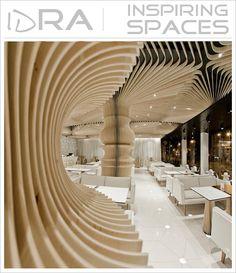IDRA the Agency: Inspiring Spaces: Graffiti Cafe by Mode Design Studio