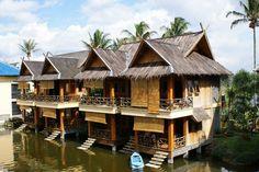 Sundanese traditional house