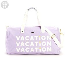 Ban.do The Getaway Vacation Duffle Bag (*Amazon Partner-Link)