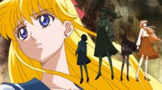Oh No They Didn't! - SAILOR MOON CRYSTAL: Premiere Episode Screenshots Released!