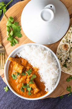 You may think, with all the complex flavors, an authentic Chicken Tikka Masala recipe would be complicated to make at home. Healthy Crockpot Recipes, Veggie Recipes, Asian Recipes, Chicken Recipes, Oven Recipes, Steak Recipes, Shrimp Recipes, Potato Recipes, Cooker Recipes