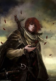 Kvothe the Bloodless by IcE-MarioTeodosio