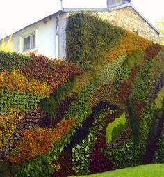 Canevaflor® Gardensa Akıllı Yeşil Duvar Sistemleri