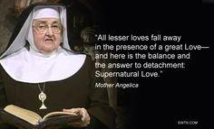 #Fridayfact #MotherAngelica #EWTN #Catholic
