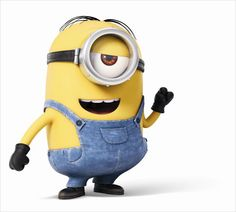 Stuart minions new Minions Minions, Minions Friends, Happy Minions, Minions Images, Happy Birthday Minions, Funny Minion Pictures, Cute Minions, Bear Pictures, Minions Quotes