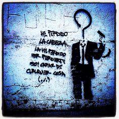 HE PERDIDO LA CABEZA, LA HE PERDIDO POR PERDERTE. SOY CAPAZ DE CUALQUIER COSA. (...)