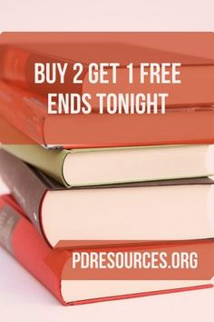 Buy 2 Get 1 Free Ends Tonight - Here Today Gone Tomorrow Education Information, Gone Tomorrow, Got 1, Continuing Education, Free, Stuff To Buy, Professional Development