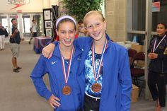 The YMCA of Central Florida diving team, under the direction of head coach Mark Ruiz, crowned two National Champions, Maggie Merriman in the 12-13 platform, and Grace Cable in the 12-13 3-meter.