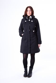 Woman Navy Midseason Jacket XLAmazon Danefae Mantel Else SUMzVp