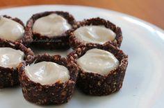Raw Mocha Brownie Bites