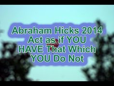If You remember this everything will become very clear&easy for you - Abraham - Esther Hicks - YouTube