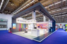 Stand from The Inside stand building at Heimtextil in Frankfurt, Germany - 96 m2