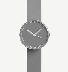 Bottle Watch is a wonderfully minimalist, analogue wristwatch with raised nodules around its glass perimeter, similar to those found on the bottom of a glass beverage bottle. The watch was designed by London based studio Industrial Facility for Italian accessories company, Nava.