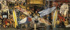 Espacio de imágenes y palabras...: Diego Rivera