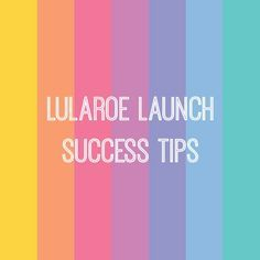 You can host your LuLaRoe launch party online or in your home (in-person). Some of these tips are for one or the other, while some tips work for both. I would love it if you'd leave your tips…