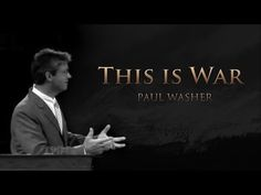 This is War - Paul Washer - YouTube