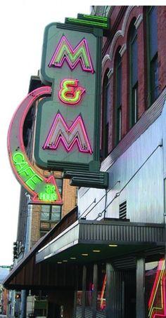 M&M, ahh the memories!