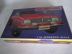 Rare!!   Konga Product 1/24 Scale Mazda Capella Rotary Coupe  #Koga