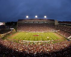 Arkansas' Razorback Stadium Picture at Arkansas Razorback Photos