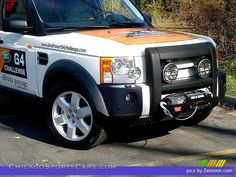 lr3 g4 for sale | 2008 Land Rover LR3 V8 HSE G4 Challenge in Alaska White photo #18 ...