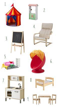 Loving: Ikea kids stuff