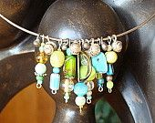 Island Colors Choker Necklace   Dreaming of Jamaica Collection