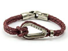 UKUM - Pulsera LANCIANO R-412 TINTO Bracelets, Leather, Jewelry, Bracelet, Jewlery, Bijoux, Schmuck, Jewerly, Jewels