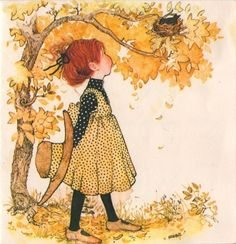 autumn Holly Hobbie