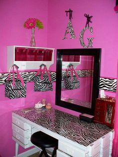 i need to do something similar to the girls bookshelves maybe
