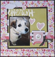 Cherish - Scrapbook.com