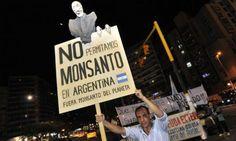 Monsanto confia en que Macri los ayude a incrementar su negocio en Argentina | La Radio del Sur