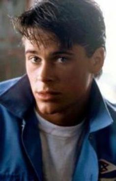 The Outsiders Rob Lowe Shower More than just the DX ...