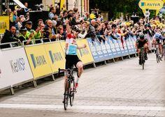 Christine Majerus wins stage 3 of the Women's Tour