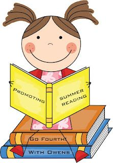 Ideas to promote summer reading