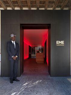 Bienvenido a EME catedral hotel (Sevilla)