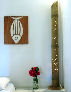1.5m Bamboo light with removable base  https://www.etsy.com/shop/Bamboozledesign